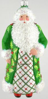 Patricia Breen, Aberdeen Claus, Green Jeweled Argyle 2013
