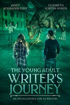 The Young Adult Writer's Journey by Elizabeth Fortin-Hinds and Janet Schrader-Post + giveaway Fiction Writing, Writing A Book, Writing Tips, Book Review Blogs, Young Adult Fiction, Ya Novels, Psychology Books, Hero's Journey, Popular Books