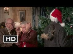 Christmas Vacation Movie Clip - watch all clips http://j.mp/xOddhH  Buy Movie: http://j.mp/tD8sv0  click to subscribe http://j.mp/sNDUs5    A squirrel wreaks havoc on the Griswold home.    TM & © Warner Bros. Ent. (2012)  Cast: Cody Burger, Chevy Chase, Johnny Galecki, Nicholas Guest, William Hickey, E.G. Marshall, Randy Quaid, John Randolph, Beverly D...