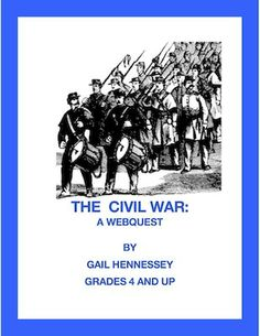 Try this informative web quest on the Civil War.I've also included a number of extension activities and resource links. http://www.teacherspayteachers.com/Product/Civil-War-A-WebquestExtension-Activities-526994   $3.00