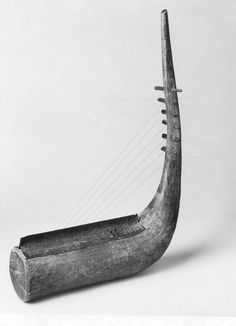 Antique Burma: Tünak - Tribal Musical Instrument