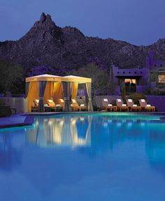 The Four Seasons - Scottsdale, AZ  LOVE that Hotel!!!