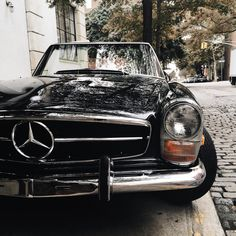 "46.3k Likes, 342 Comments - Adam Gallagher (@iamgalla) on Instagram: ""Grand theft adam. #mercedes #280sl"""