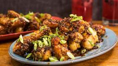 Clinton Kelly's Korean BBQ Chicken Drumsticks Recipe