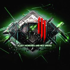 'Scary Monsters and Nice Sprites' by Skrillex. Seen as the epitome of mass-appeal dubstep by some, it's still going to elevate your mind and give you the aural beating that you probably deserve. Dubstep, Daft Punk, Like A G6, Scary Monsters, Someone Like You, Music Albums, Kinds Of Music, My Favorite Music, Favorite Things