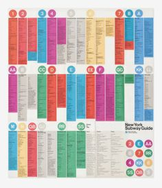Designers adore the 1972 New York City subway map designed by Massimo Vignelli. But, taboo though it may be to say, it's far from what New York needs. Grid Design, Map Design, Graphic Design, New York Subway, Nyc Subway, Massimo Vignelli, Subway Map, Thing 1, Grid Layouts