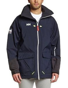 Helly hansen crew #coastal 2 men''s #jacket blue navy #size:l, View more on the LINK: http://www.zeppy.io/product/gb/2/201689110218/