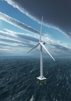 """This is Makani Power's Airborne Wind Turbine, which is a """"tethered"""