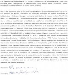 RN POLITICA EM DIA: PILÕES: PARTIDO HUMANISTA DA SOLIDARIEDADE (PHS) V...