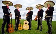 Mariachis... mexican music