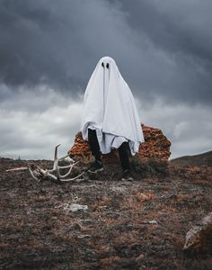 I am Terrified of Ghosts Even Though They Don't Really Exist Free Love Spells, Halloween Care Packages, New Orleans Voodoo, John Mcafee, Last Minute Costumes, The Way Home, The Real World, Tandem, Halloween Gifts