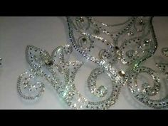 Люневильская вышивка.Haute Couture/ HAND EMBROIDERY: beautiful embroidery