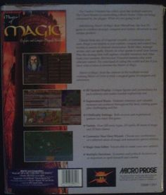 Master of Magic  http://www.bestcheapsoftware.com/master-of-magic/