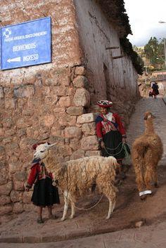 ANTROPOLOGÍA Y ECOLOGÍA UPEL: Cultura Inca – Chinchero