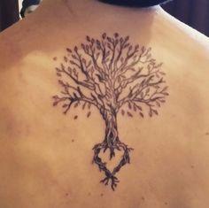 Tatoo arbre