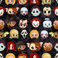 All Horror Movies, Horror Movie Characters, Scary Movies, Horror Art, Terror Movies, Halloween Wallpaper Iphone, Cute Disney Wallpaper, Cartoon Wallpaper, Halloween Fabric