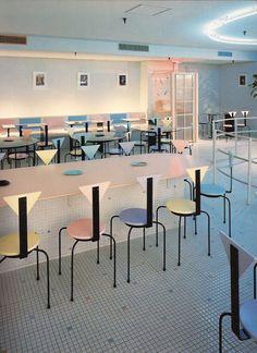 Pierrot Cafe in Osaka