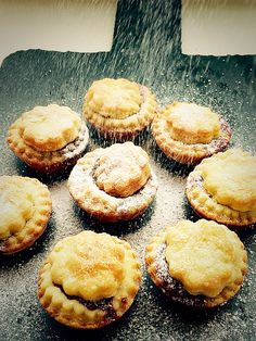 Cream Cheese Pastry Mince Pies can you stop at one? www.feastingisfun.com