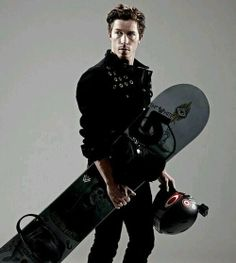 Shaun White. 2013 photo shoot.