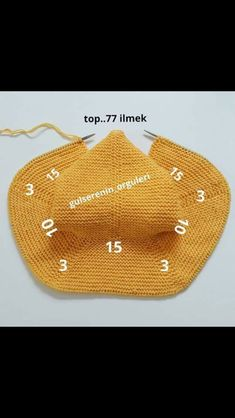 Best 11 – Page 51791464451694522 – Skill - Diy Crafts - maallure Baby Knitting Patterns, Baby Hats Knitting, Knitting Designs, Hand Knitting, Knitted Hats, Cardigan Bebe, Baby Cardigan, Diy Crafts Knitting, Ravelry Crochet