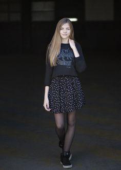 Marque de vêtements automne-hiver pour junior fille : Mode way by IKKS