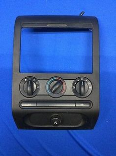 nice 95 96 97 Ford F150 250 350 Truck Dash AC Heater