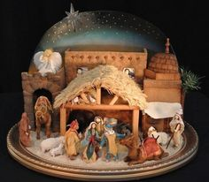 """Away in a Manger"" by MJ D. and Barb E. (Standout Execution)"