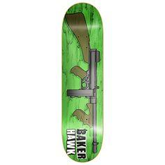 "Baker Riley Hawk Assualt 8.125"" x 31.5"" Skateboard Deck - http://shop.dailyskatetube.com/?post_type=product&p=1866 -  Baker Riley Hawk Assualt 8.a hundred twenty five"" x 31.five"" Skateboard Deck 7 Ply Hardrock Maple Skilled Skateboard Deck  -"
