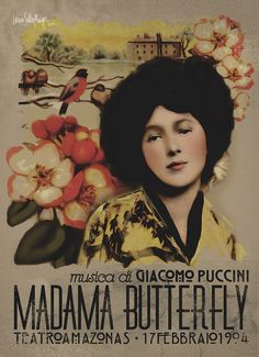 Madama Butterfly by lenasottomayor, via Flickr