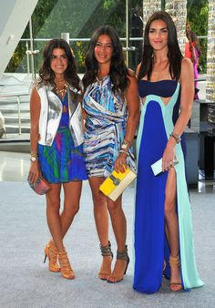 Leandra Medine, Rebecca Minkoff and Hilary Rhoda attend the 2012 CFDA Fashion Awards at Alice Tully Hall on June 4, 2012 in New York City.