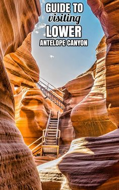 Everything you need to know about visiting Lower Antelope Canyon (and how it compares to Upper Antelope Canyon) can be found here: http://www.escapingabroad.com/blog/lower-antelope-canyon/