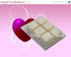 DESIRE // Wax Tarts // Soy Tarts // Candle Tarts // by soyNsuds