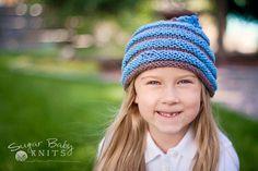 Beehive Tassel Hat Custom Order Size & Color by SugarBabyKnits  www.facebook.com/sugarbabyknits