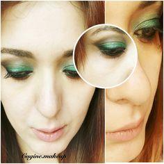 Cugine make up !: La rubrica dei colori ... Il Verde!  Tanti consigli sui prodotti e sui Look realizzabili con questo fantastico colore! Questa è la nostra proposta, curiose di sapere di più? Click in foto!