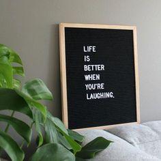 Black felt letterboard L oak (incl. white letterset) – Funkk Many of us definiëren durante Happy Kids Quotes, Quotes For Kids, Great Quotes, Quotes To Live By, Me Quotes, Motivational Quotes, Funny Quotes, Inspirational Quotes, Quotes Children