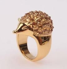 Kate Spade Hedgehog Ring Size 7