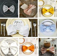 idées-décoration-table-superbe-pliage-serviettes-facile-noeud