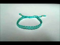 Video of my Macrame Bracelets,  http://www.artfire.com/ext/shop/studio/HCLTreasures
