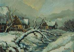 Andrei Branisteanu  - Iarna la Covasna