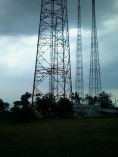 Tower Taken by NPR