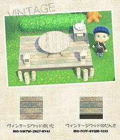 Animal Crossing 3ds, Animal Crossing Wild World, Animal Crossing Villagers, Animal Crossing Qr Codes Clothes, Animal Games, My Animal, Wood Animal, Anime Animals, Cute Animals