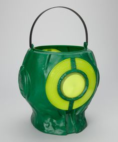 Take a look at this Green Lantern Lite-Up Treat Pail by Green Lantern on #zulily today!