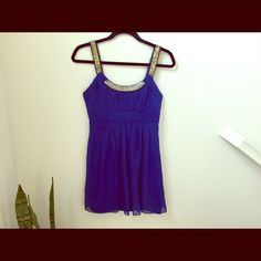 Bcbg Maxazria 100% Silk Dress