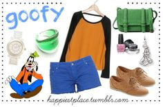 Goofy Outfit<3