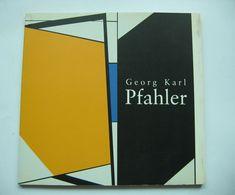 Georg Karl Pfaher Opere 1999 s.e. pag.57 cm. 20x21.