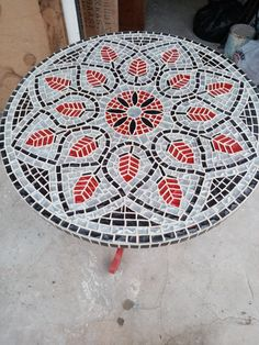 Mosaic Art, Mosaic Tiles, Mosaics, Mosaic Furniture, Ribbon Embroidery, Fractals, Artwork, Crafts, Inspiration