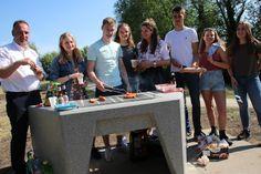 Openbare barbecue Vlaspark | Kuurne