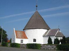 Bornholm - Ny Kirke - Denmark