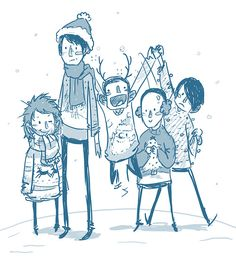 Merry Christmas/Happy Holidays Radiohead style via the-king-of-ponytails on tumblr      do you guys remember this from last christmas?