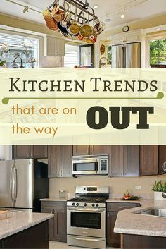 Kitchen Trends You Might Regret A kitchen renovation is one of the costliest home improvement projects. Don't make a choice you'll later regret by choosing a fading design trend.Choose Choose may refer to: Kitchen Interior, Kitchen Decor, Kitchen Design, Big Kitchen, Updated Kitchen, Kitchen 2016, Home Renovation, Home Remodeling, Diy Kit